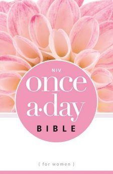 Book Review- NIV Once-A-Day Bible