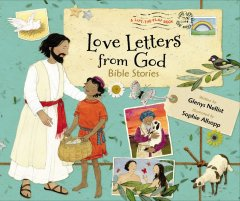 Love Letters from God- Book Review- The He Said She Said Experience