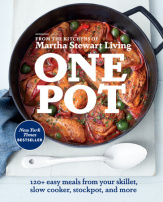 One Pot from the Kitchens of Martha Stewart Living: Book Review by The He Said She Said Experience