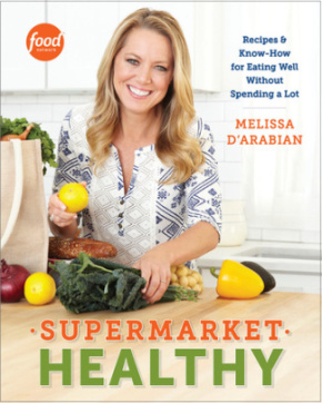 Supermarket Healthy by Melissa D'Arabian: book Review by the He Said She Said Experience