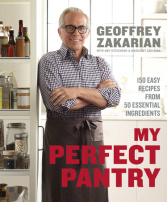 My Perfect Pantry by Geoffrey Zakarian: Book Review by The He Said She Said Experience