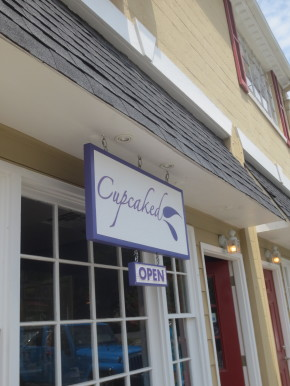 Cupcaked Bakery in Clifton, Virginia, photot by The He Said She Said Experience
