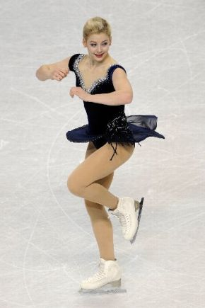 Gracie Gold- Best of Fashion 2015 U.S. Figure Skating Championships by The He Said She Said Experience
