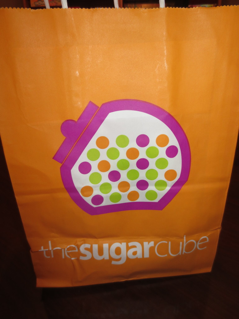 she said sweepstakes 12 sweets of christmas giveaway and review the sugar cube 9707